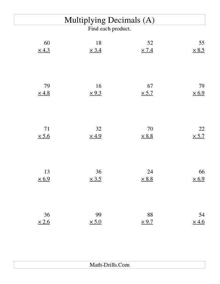 Definition Exercise See 7 Best Grade 10 Math Worksheets 10th Grade