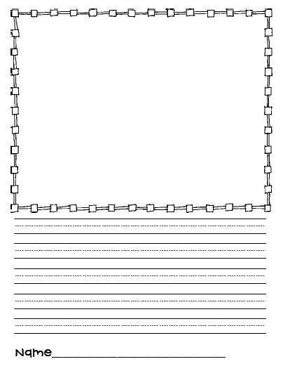 1st Grade Writing Worksheets Scalien