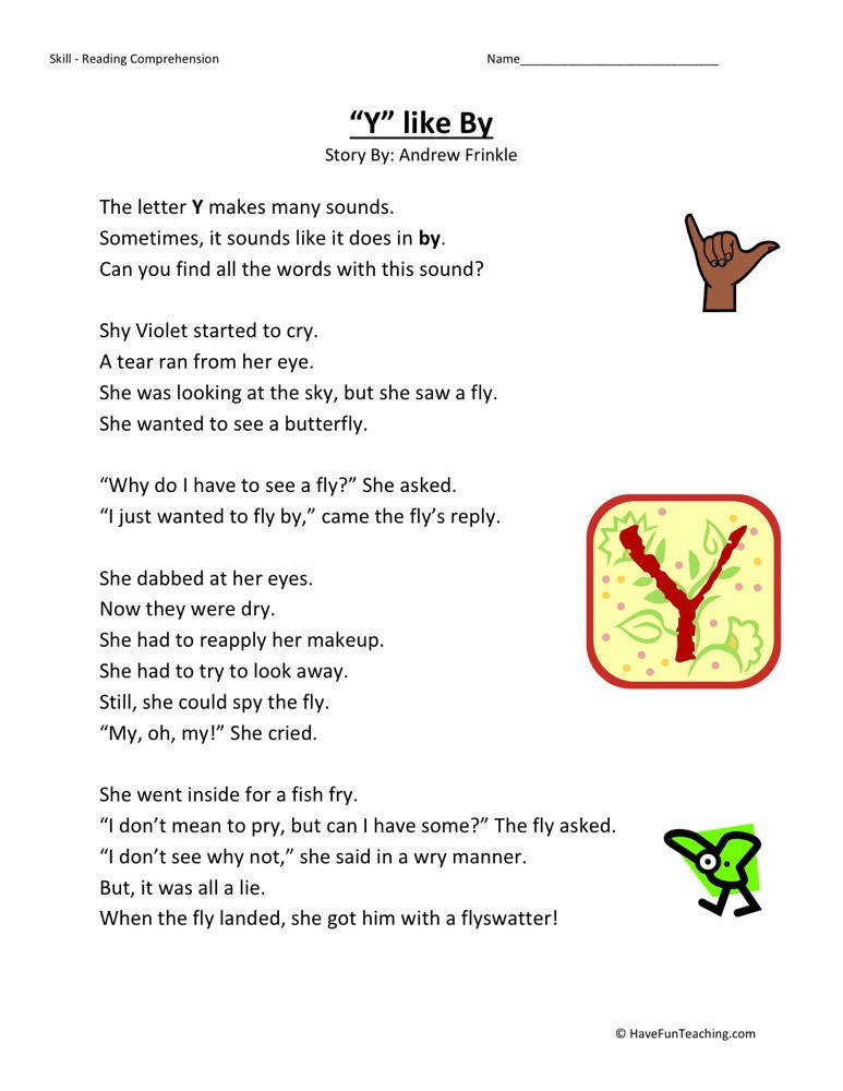 2nd Grade English Worksheets Pronouns Simple Exercise For