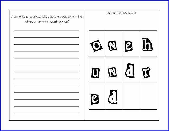 Science Worksheets For 2nd Grade