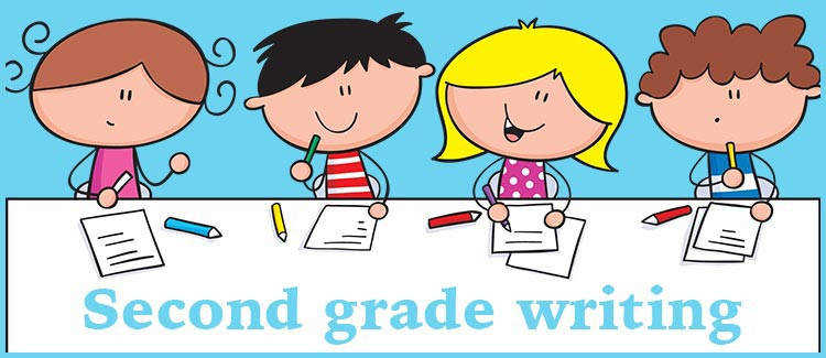 Second grade writing worksheets