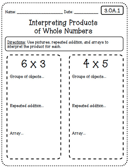 mon Core 3rd Grade Math Worksheets shots mon Core 3rd Grade Math Worksheets Screen Shot 2013