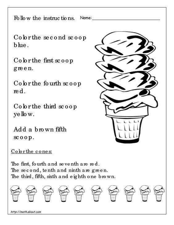Free printable third grade math worksheets