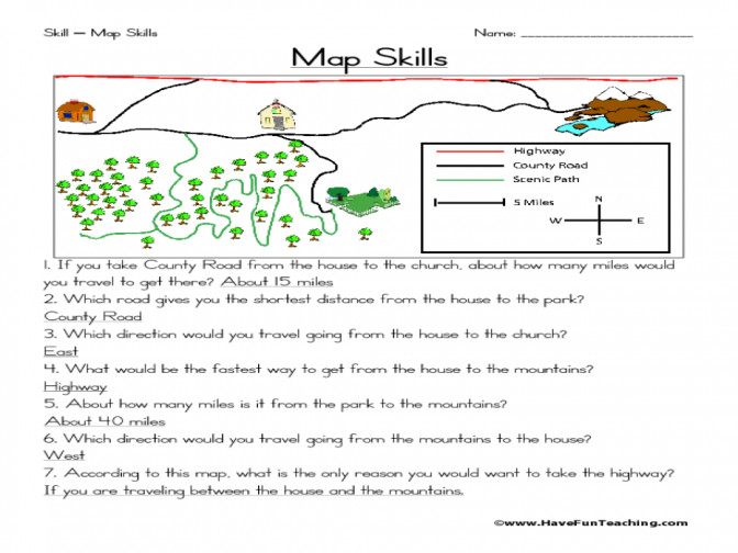 Map Skills Worksheets Lesson Plans 3rd Gra Map Skills Lesson Plans 3rd Grade Lesson Plan Medium