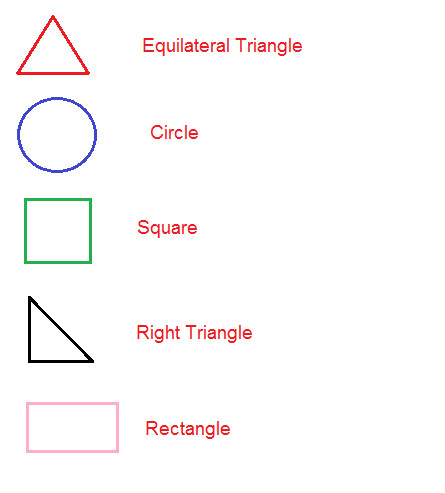 First Grade Geometry worksheets