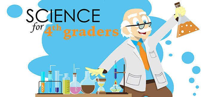 Science worksheets for fourth grader
