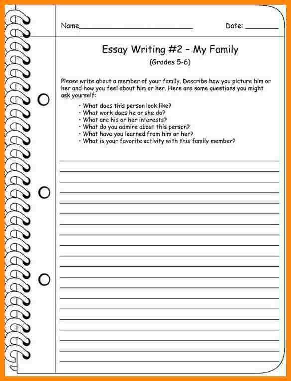 4th grade writing worksheets a2d79b2ee97feff02f d2c42d1
