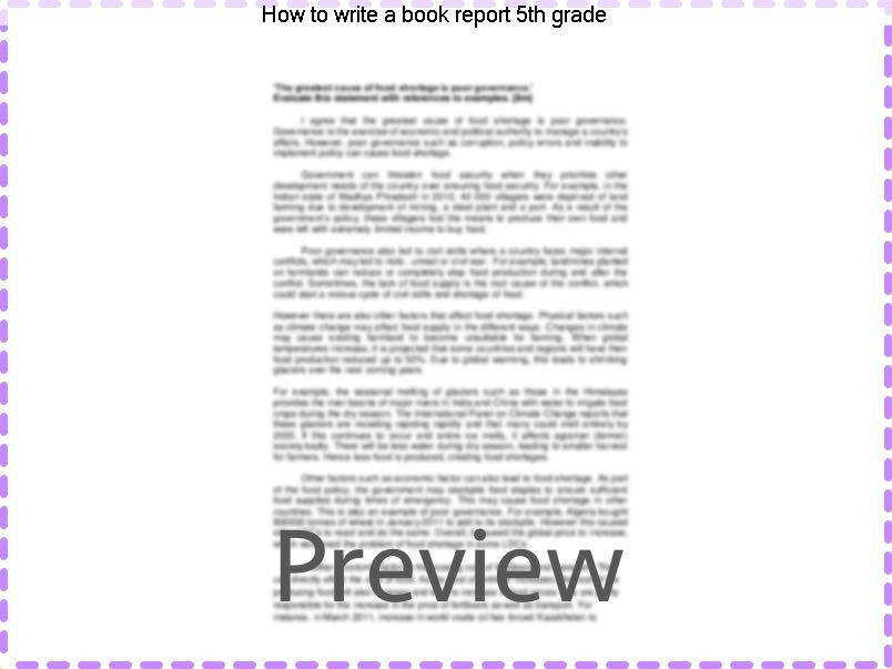 How to write a book report 5th grade Research paper Academic Service Fourth Grade Writing Curriculum Map 4th Grade