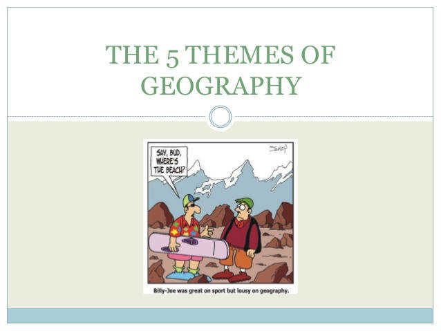 the 5 themes of geography 1 638