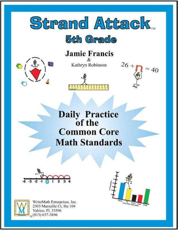 5th Grade mon Core Math Worksheets