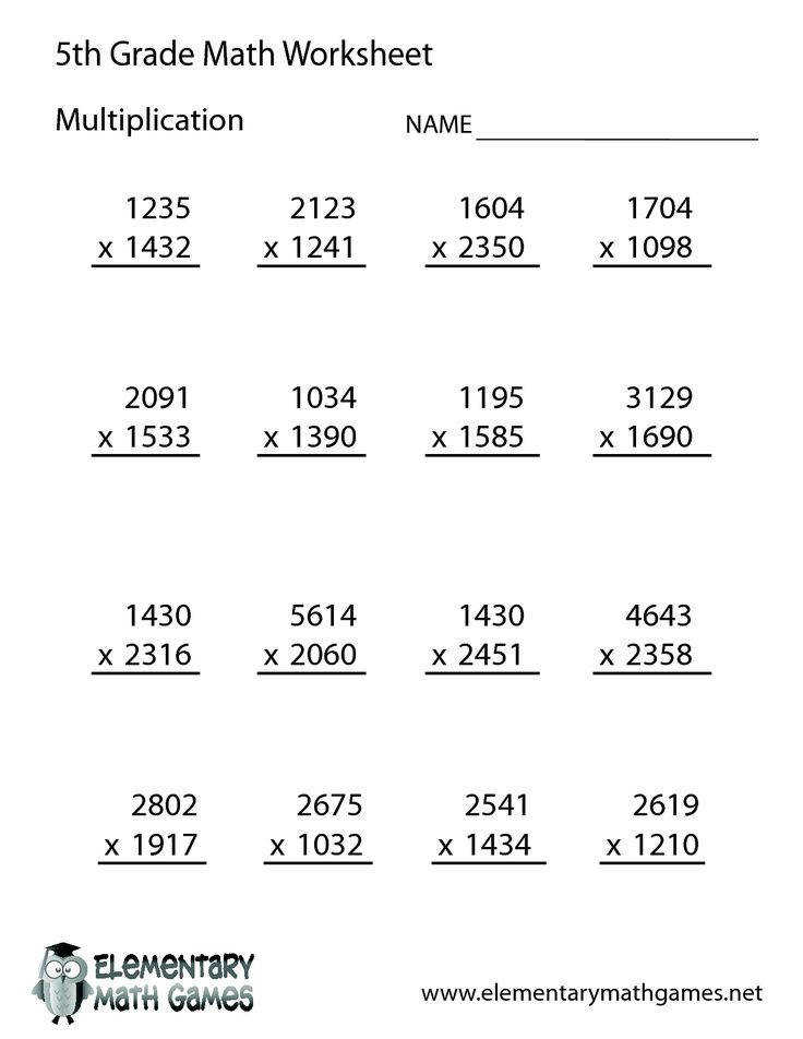 math worksheets for grade 5 HD Wallpapers Download Free math