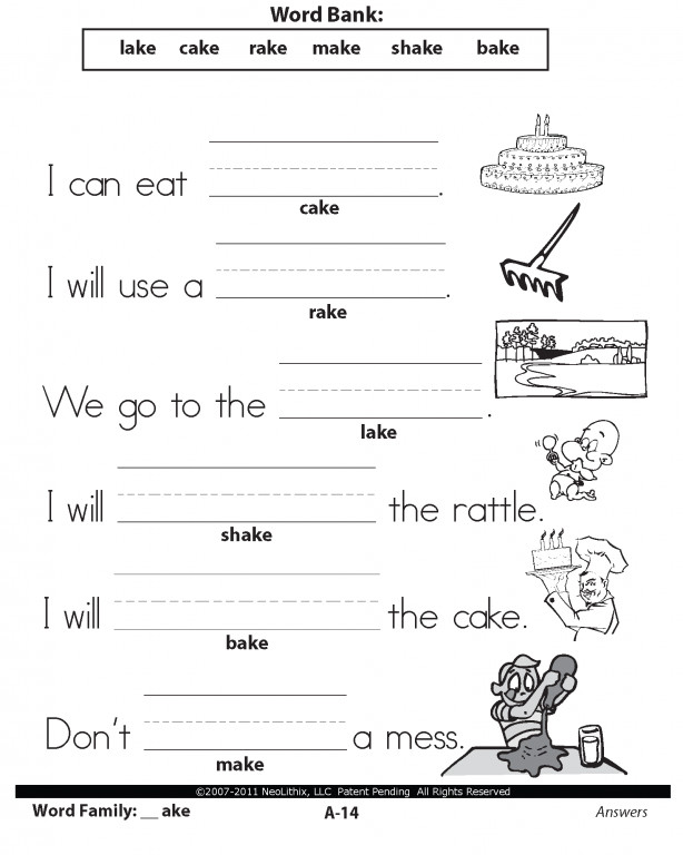 Language Grade Word easter Families language first grade Arts 1st arts worksheets
