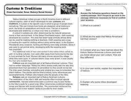 Collection of Solutions 6th Grade Ela Test Prep Worksheets For Summary