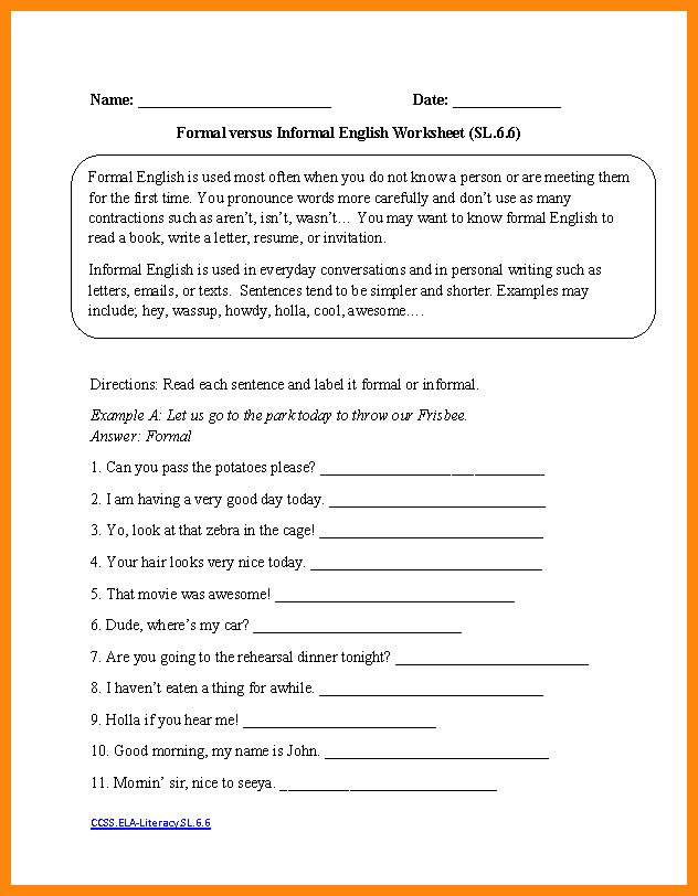 6 6th grade reading worksheets