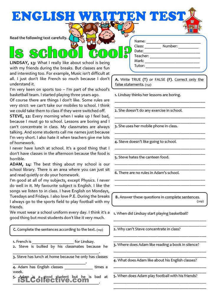 Unusual 7Th Grade Reading Lesson Plans Worksheets For All ...  |7th Grade Heading