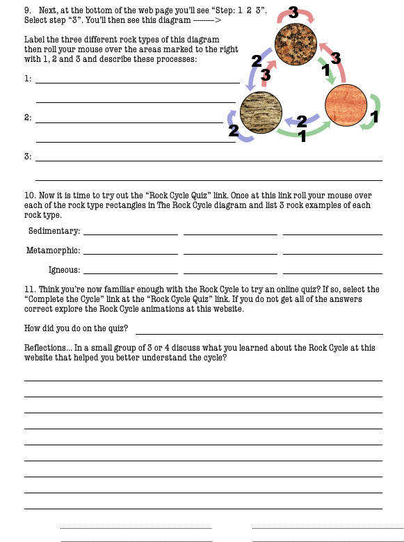 Best Science Worksheets Middle School Pdf Image Collection