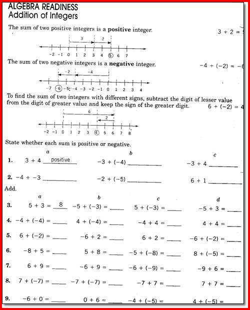 Math Worksheets For 7th Grade shot Math Worksheets For 7th Grade 17 Best Ideas About