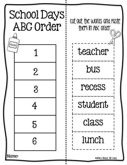 Introducing ABC Order to Littles