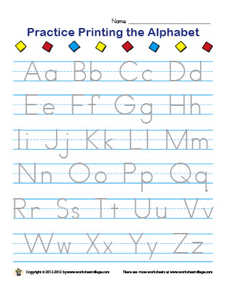 Abc tracing worksheets homeschooldressage worksheet village school alphabet worksheet village school alphabet tracing from abc thecheapjerseys Choice Image
