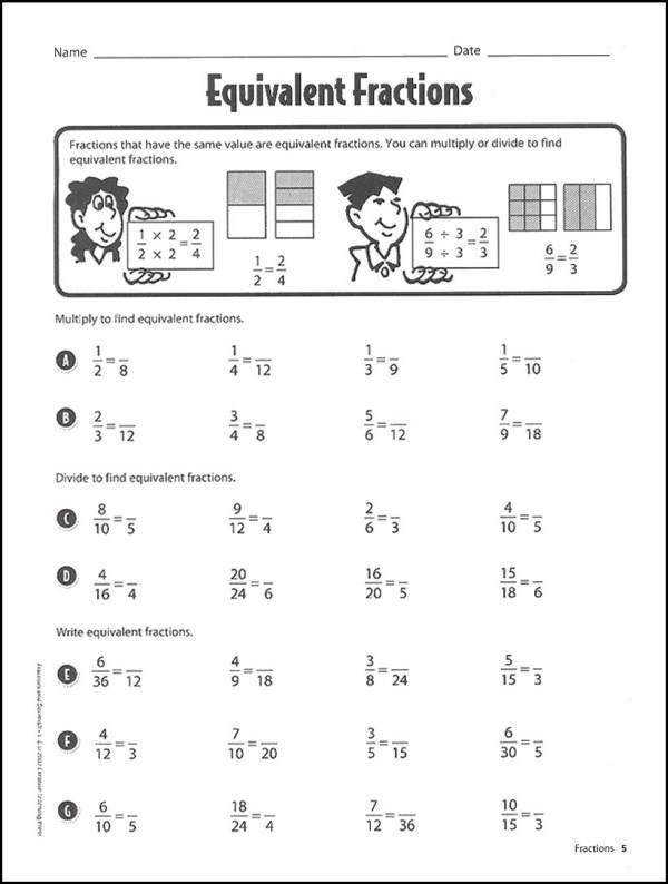 34 Adding Subtracting Multiplying And Dividing Fractions Worksheet