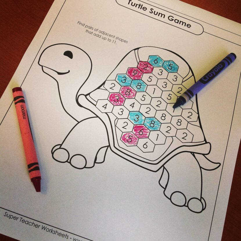 Check Out Our New Addition Sum Games Super Teacher Worksheets Generator 2a abc c8a9