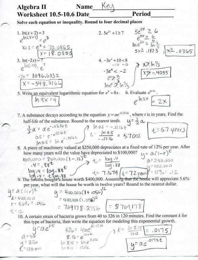 Algebra 2 Worksheets Wallpapercraft mon Core M Math Worksheets Algebra 2 Worksheet Medium