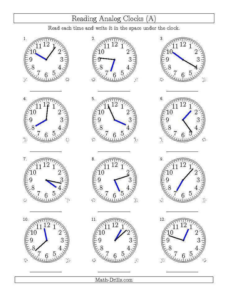 time worksheet by laurasemple  Teaching Resources  Tes