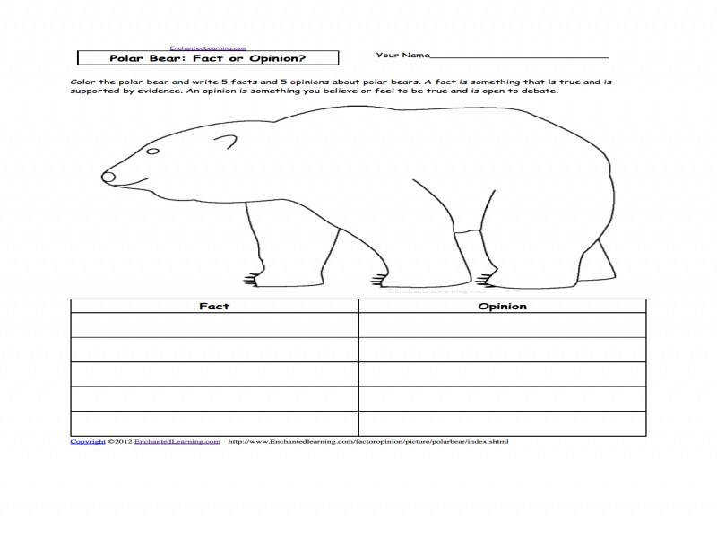 Animal Writing Worksheets At Enchantedlearning
