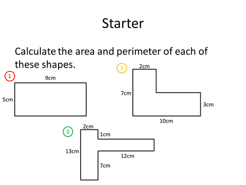 Best Ideas of Year 8 Area And Perimeter Worksheets Also Free Download