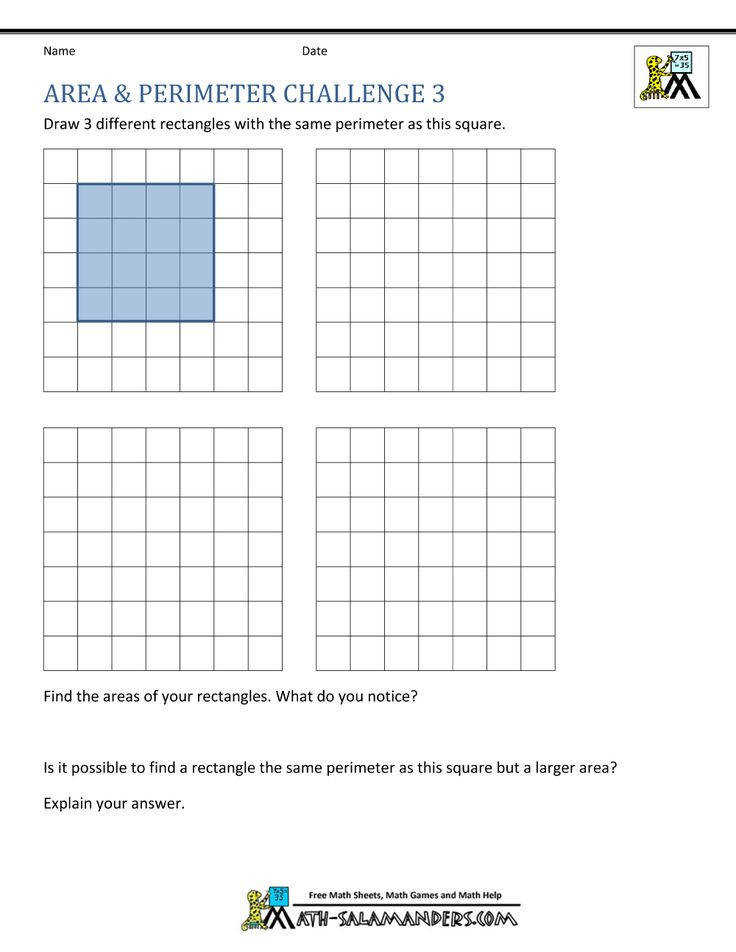 Here you will find our selection of Area Worksheets for kids There are a range of worksheets to help children work out the areas of a range of shapes by