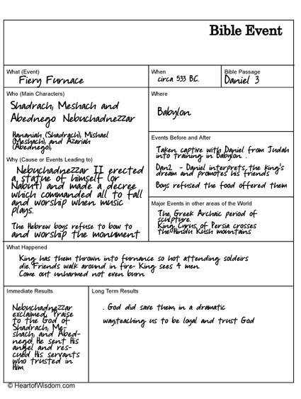 Ideas of Printable Bible Study Worksheets With Additional Download