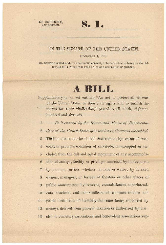 Lesson Plans Was Reconstruction A Revolution National Archives Bill Rights Plan Pdf Bill