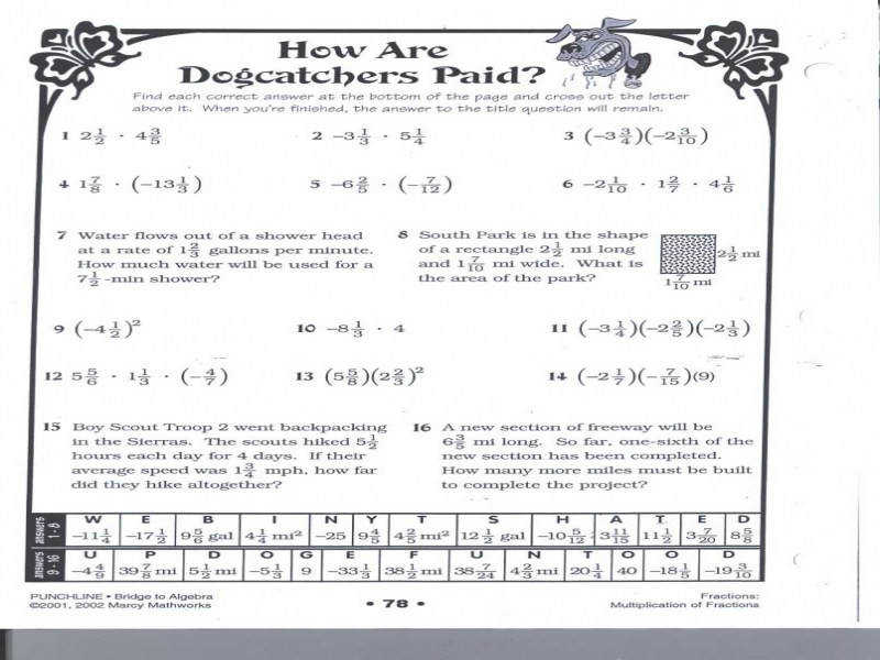 Best Books Never Written Math Worksheet Answers To