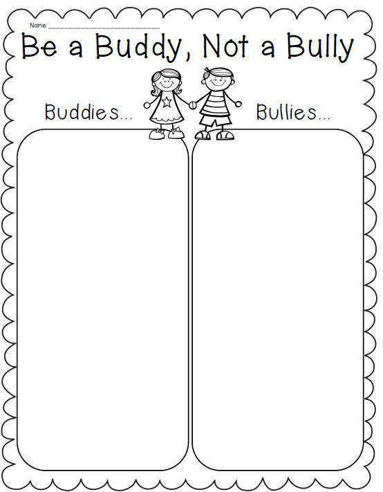 Back to school activities about rules friendship kindness and how to along