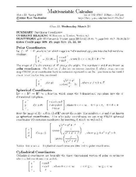 Ideas Collection Calculus Worksheets For Your Download