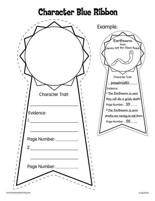 character traits worksheets 3rd grade resultinfos. Black Bedroom Furniture Sets. Home Design Ideas