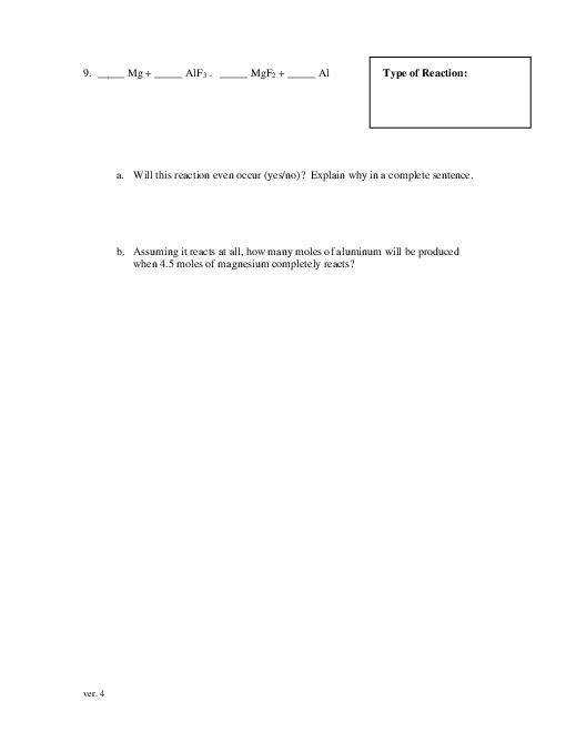 Worksheets Basic Stoichiometry Worksheet intellect basic stoichiometry test chemistry version 2 new teacherlingo