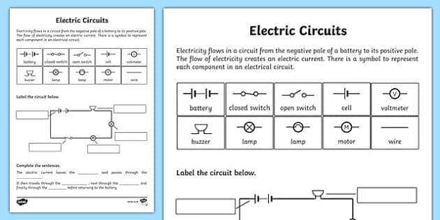 Full Size of Wiring Diagram electrical Circuit Diagrams Worksheet Electrical Circuit Diagrams Worksheet T2 S
