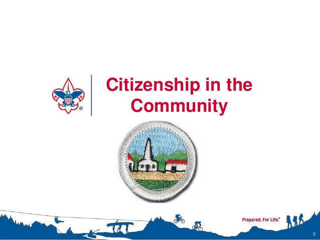 Citizenship in the munity 5