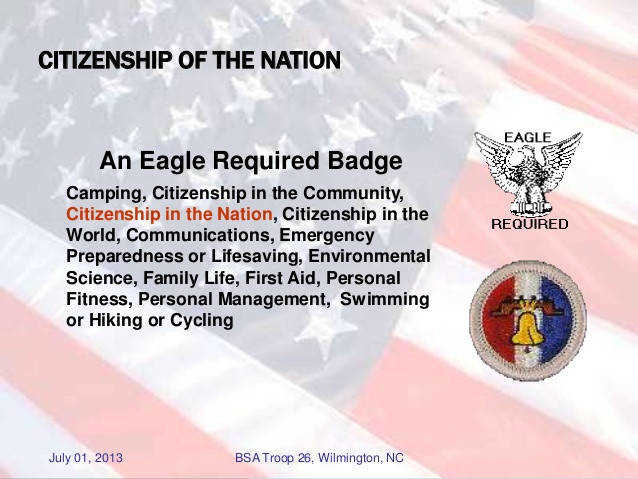 Citizenship In The Nation Merit Badge Worksheet Answers Rringband