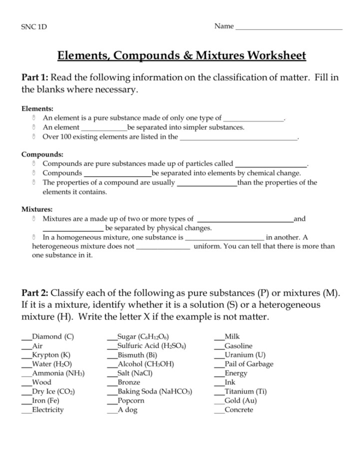 Medium Size of Worksheet science States Matter Worksheet The Properties Matter Worksheet Mixtures