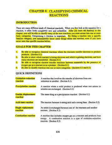 All Worksheets classifying chemical reactions worksheet Classifying