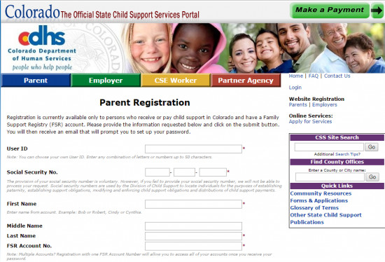 All Worksheets colorado child support worksheet Colorado Child Support Login