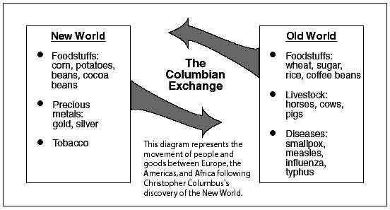 the columbian exchange and potatoes essay The columbian exchange was a widespread exchange of animals, plants, culture, human populations maize and potatoes became staple crops throughout europe so much so that the irish potato this essay will specifically focus on the impact the columbian exchange had on europe in.