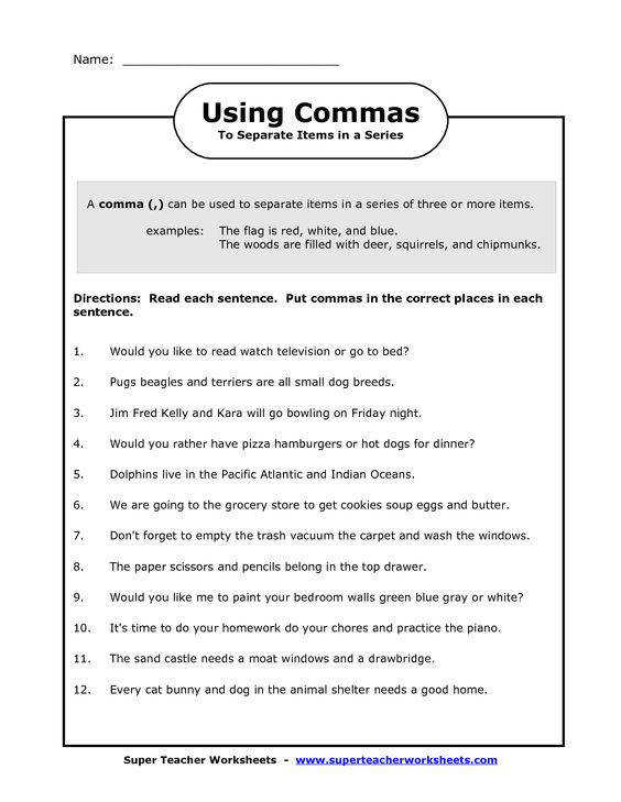 ma in a series worksheets image