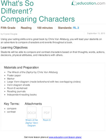 paring Characters