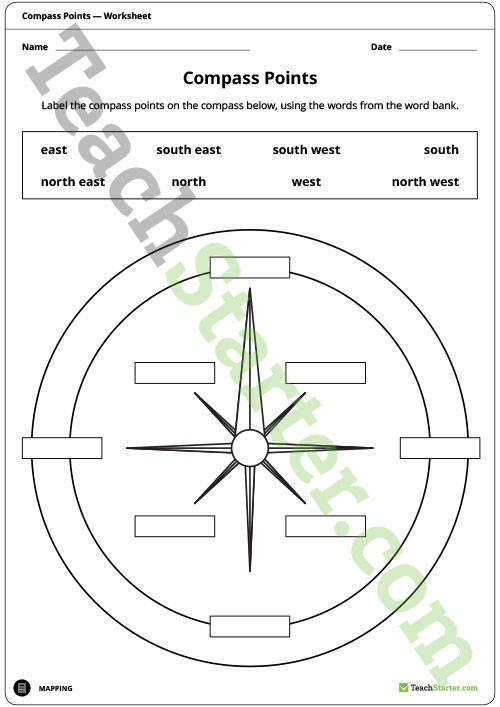 pass Points Worksheet