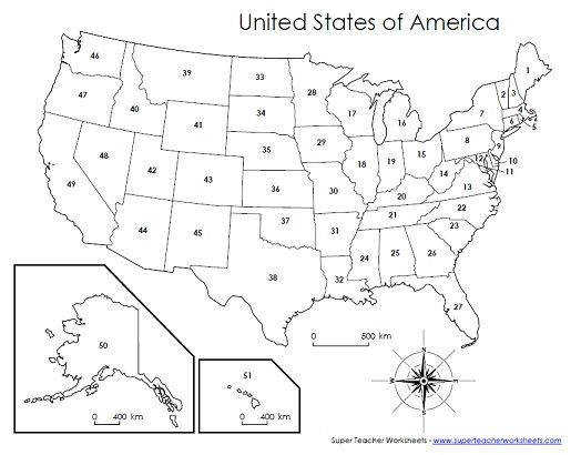 Us Map With pass Rose 2fac35f e bf f96 Us Geography Geography Lessons