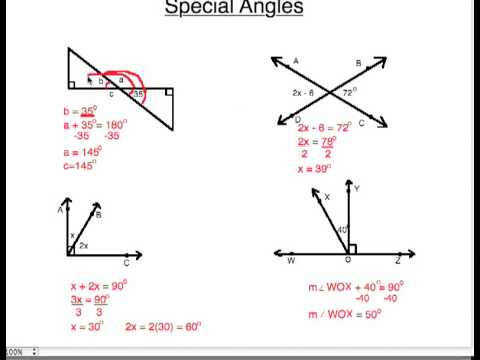 Math Rap plementary and Supplementary Angles