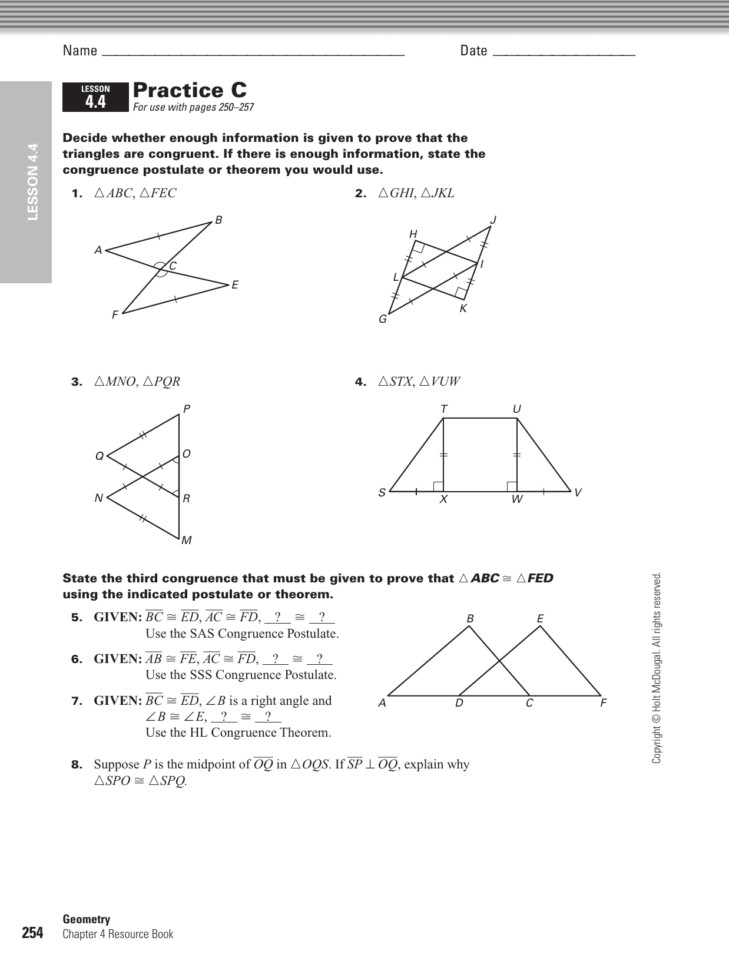Medium Size of Worksheet reflexive Property Triangle Congruence What Is Cpct In Geometry Triangle